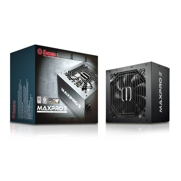 ENERMAX TECHNOLOGY Enermax MaxPro II (600 W)