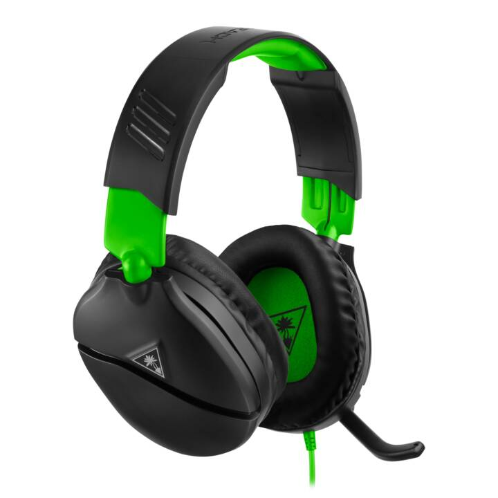 TURTLE BEACH Ear Force Recon 70PX (Over-Ear, Verde, Nero)
