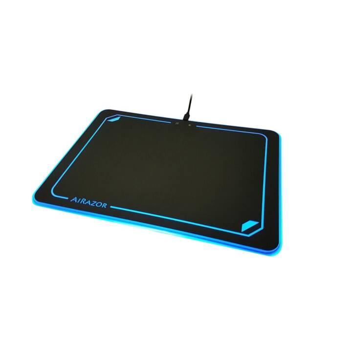 LC POWER Tapis pour souris mPAD-RGB (Jeu)