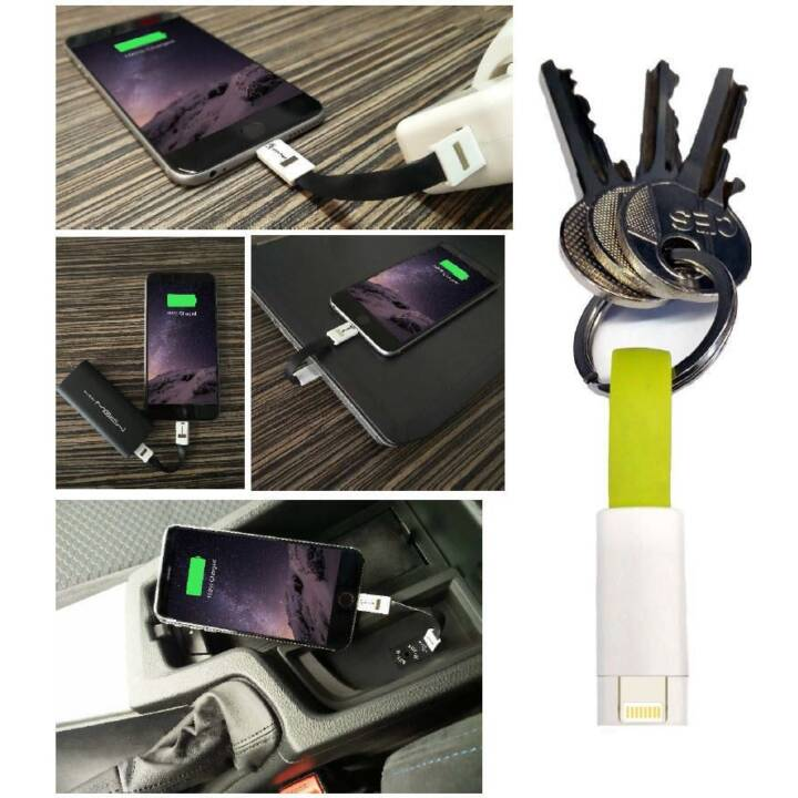 Cavo di ricarica MIPOW 2in1 Micro-USB/illuminazione