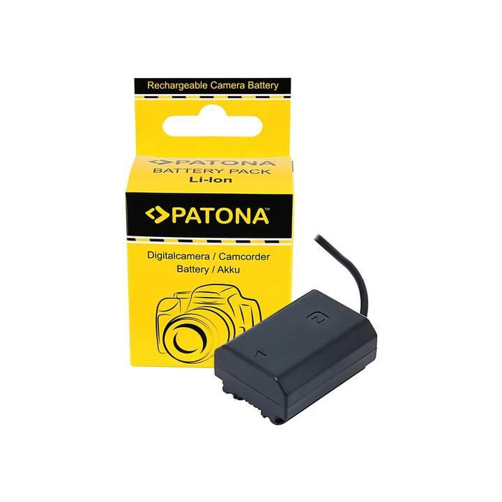 PATONA Sony D-Tap FZ100 Accus