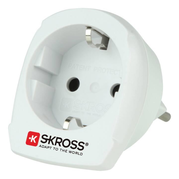 Adattatore universale SKROSS World2Switzerland Universal Adapter