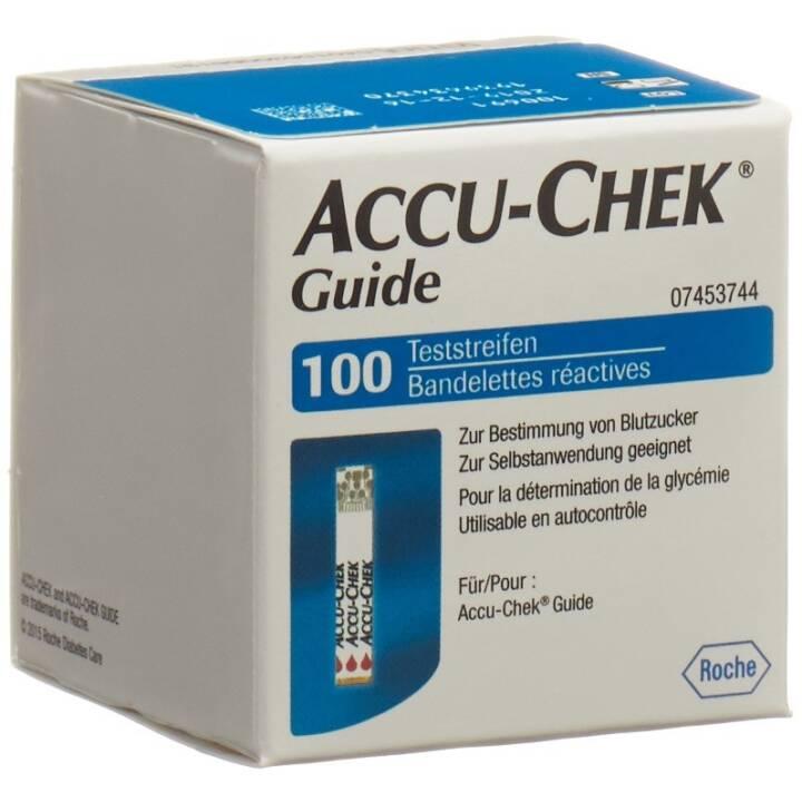ACCU-CHEK Striscia reattiva Guide (2 x 50 pezzo)