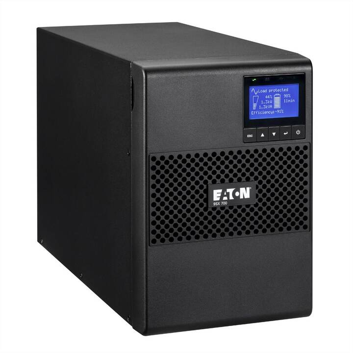 EATON 9SX 700I Alimentation sans interruption ASI (700 VA, 630 W, Online)
