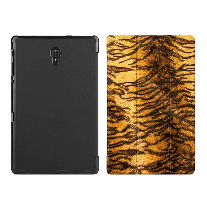 """EG MTT Custodia per Samsung Galaxy Tab A 8"""" 2019 SM-T290/T295/T297 - Pelle di animale"""