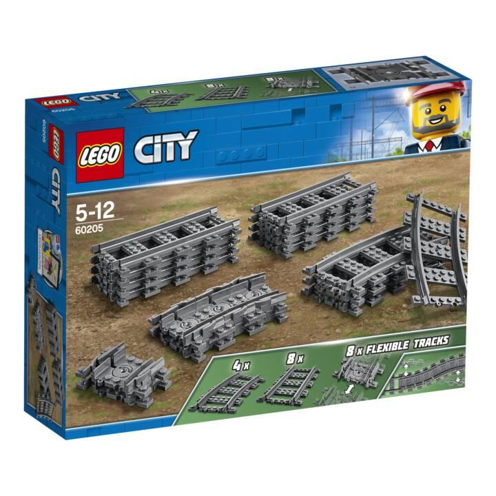 LEGO City Schienen (60205)
