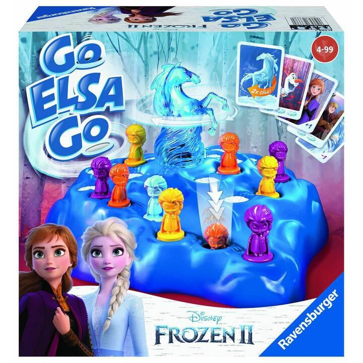 RAVENSBURGER Frozen 2 HopHop Elsa Kinderspiel