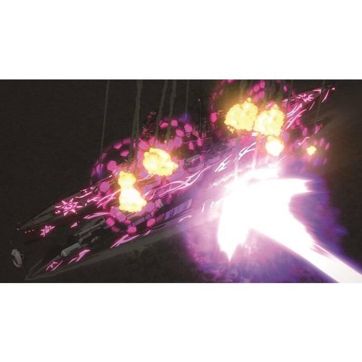 Arpeggio of Blue Steel - Ars Nova - Cadenza (DE, JA)