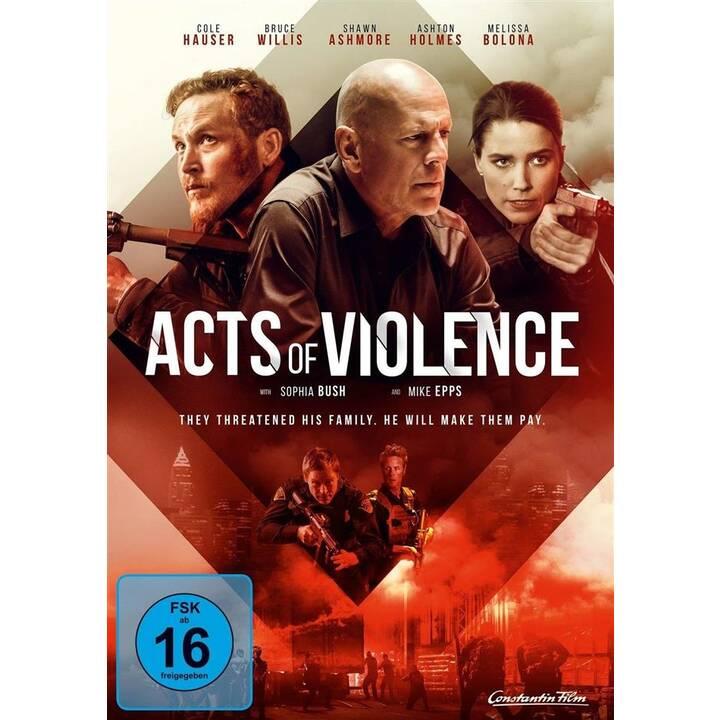 Acts of Violence (DE, EN)