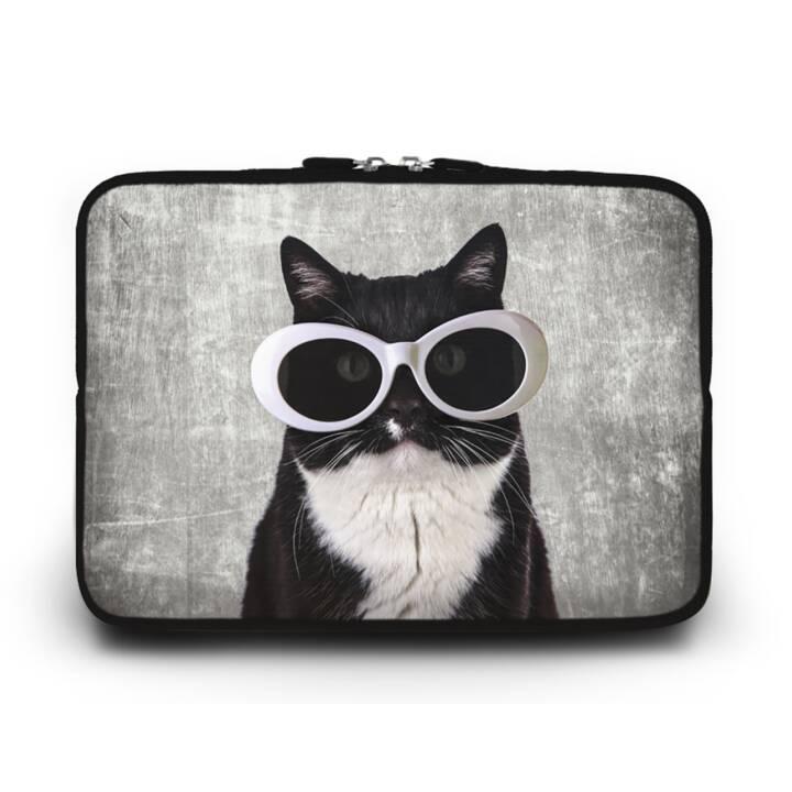 """EG HUADO Custodia per Laptop per 13"""" - Cat"""