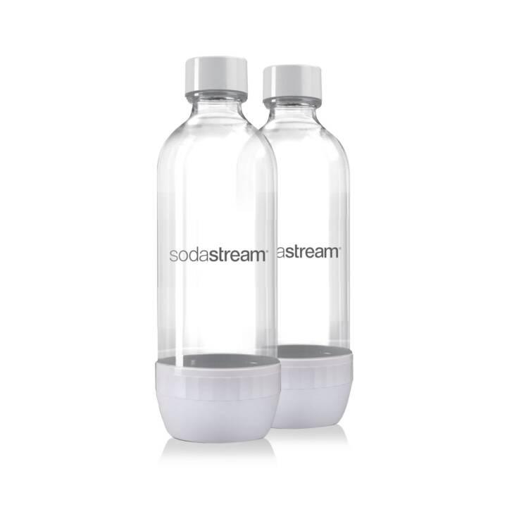 SODASTREAM Kunststoff-Flasche Duo (1 l, 2 Stück)