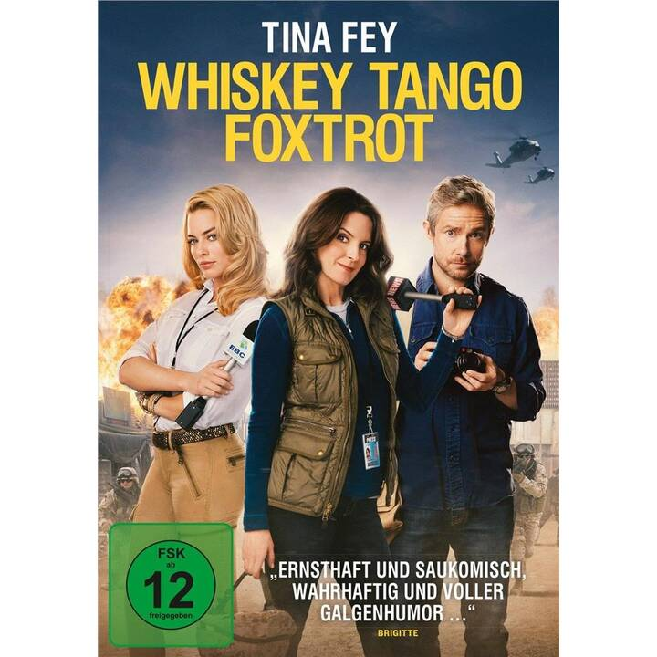 Whiskey Tango Foxtrot (DE, EN, IT)