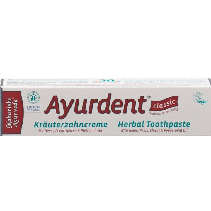 MAHARISHI AYURVEDA Crema adesiva per dentiera Ayurdent (75 ml)