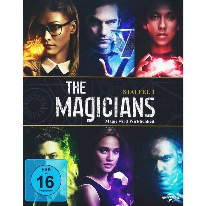 The Magicians Saison 1 (DE, EN, FR)