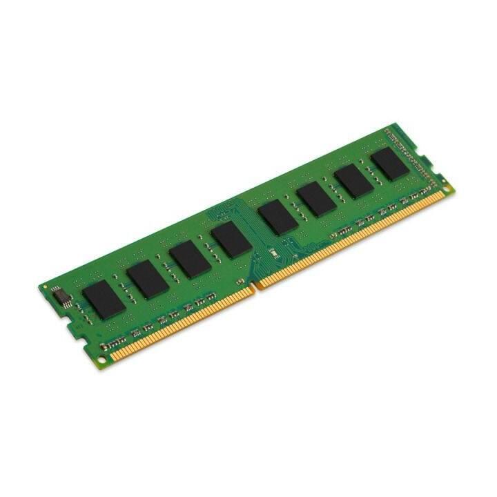 KINGSTON ValueRAM (1 x 8 GB, DDR3L-SDRAM, DIMM 240-Pin)