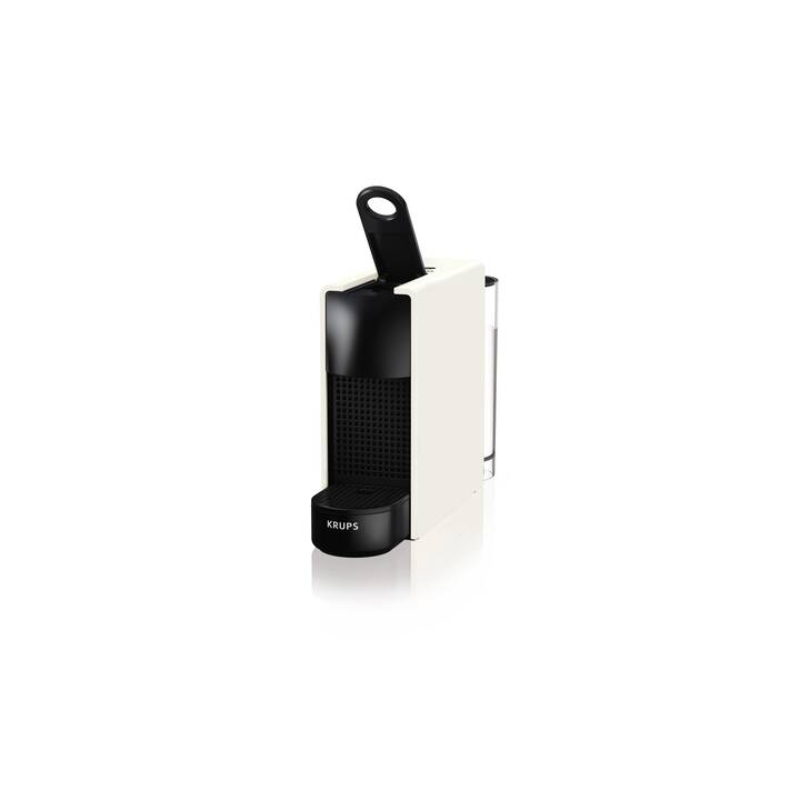 KRUPS Essenza Mini XN1101 (Nespresso, Pure White)