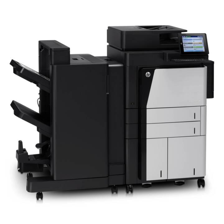 HP Enterprise Flow M830z (Bianco e nero)