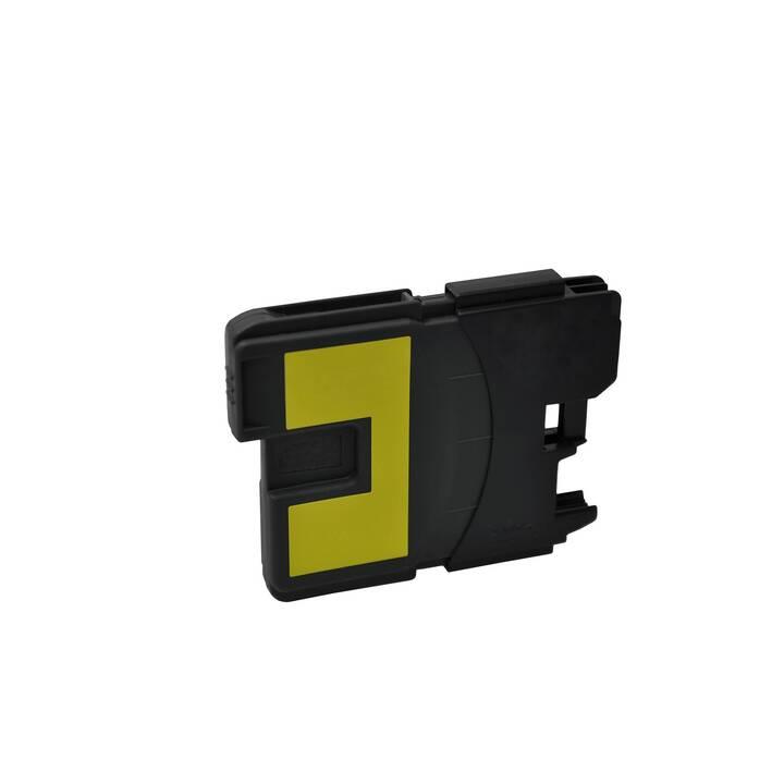VIDEOSEVEN V7-BR980Y-INK (Gelb, 1 Stück)