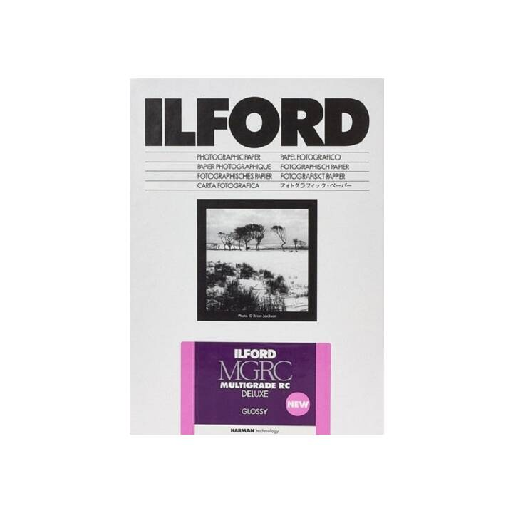ILFORD IMAGING Multigrade Deluxe Papier photo (203 x 254 mm, 200 pièce)