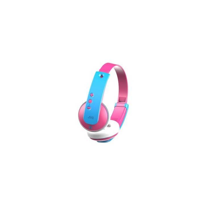JVC Wireless On-Ear-Kopfhörer HA-KD9BT