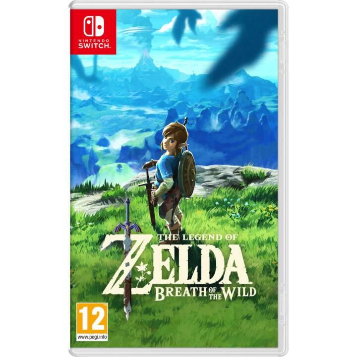 The Legend of Zelda Breath of the Wild (DE)