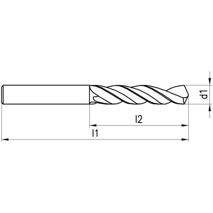 TITEX Mèches A1547 Typ Alpha XE (6.4 mm)