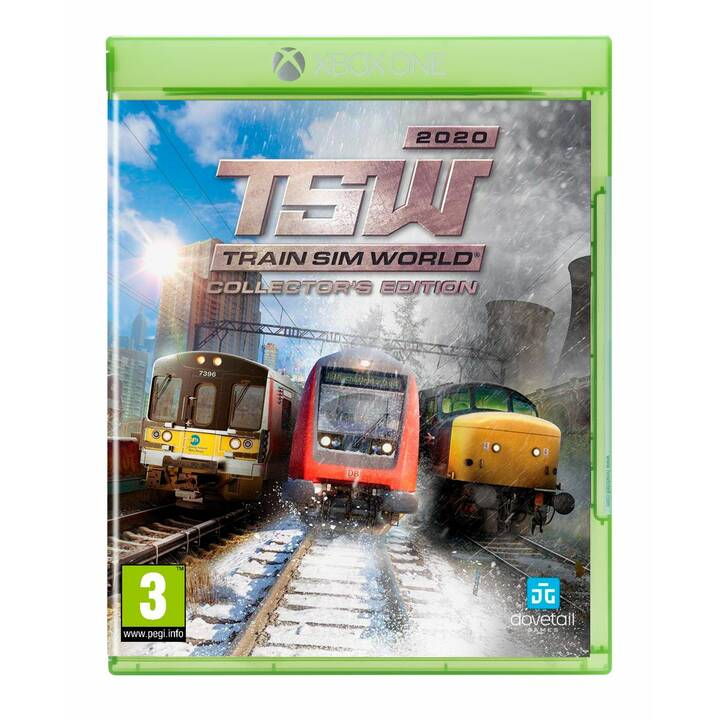 Train Sim World 2020 (DE)