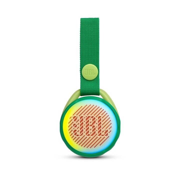 JBL BY HARMAN JR POP (Bluetooth, Giallo, Blu, Verde)