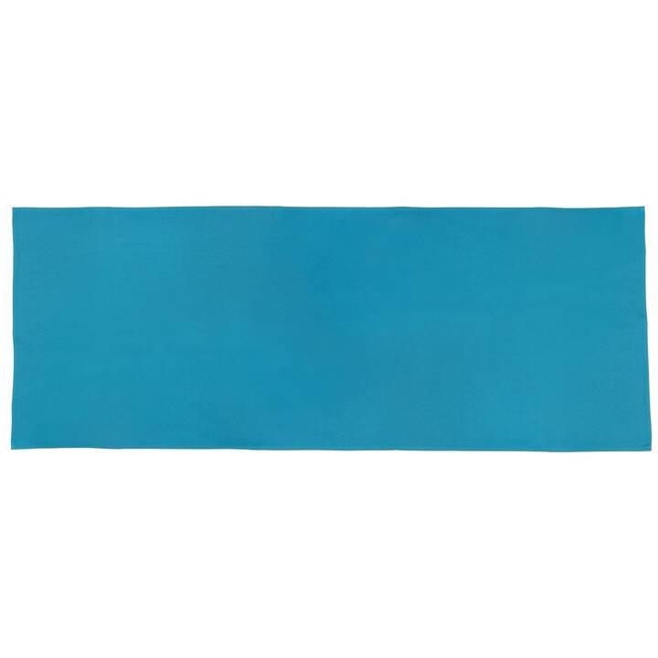 CASA LEON Chemin de table Lona (45 cm x 150 cm, Rectangulaire, Turquoise)