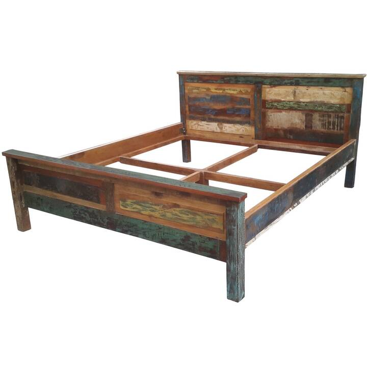 SIT Vintage Colored Agra Lit double (180 x 200 cm)
