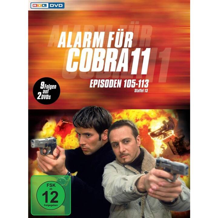 Alarm für Cobra 11 Stagione 13 (DE)