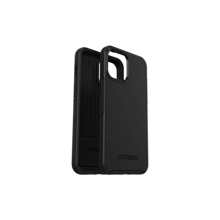 OTTERBOX Backcover Symmetry (iPhone 12 Pro Max, Nero)
