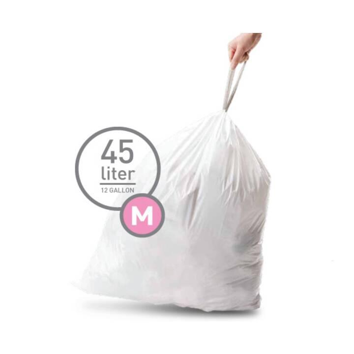 SIMPLEHUMAN Sacs-poubelle (45 l, 20 Stk)