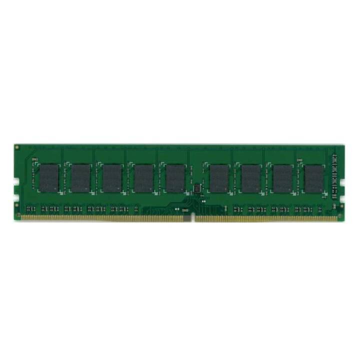 DATARAM DVM24E1T8 (1 x 4 Go, DDR4-2400 SDRAM, DIMM 288-Pin)