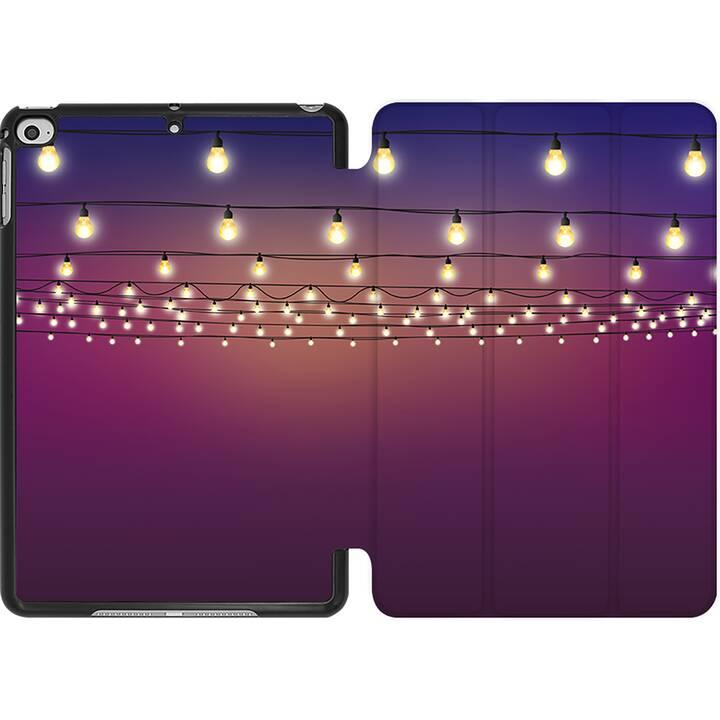 EG MTT Coque pour iPad Mini 4 (2015) et Mini 5 (2019) - Lumières