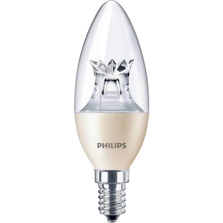 PHILIPS Master LEDcandle Lampes (LED, E14, 6 W)