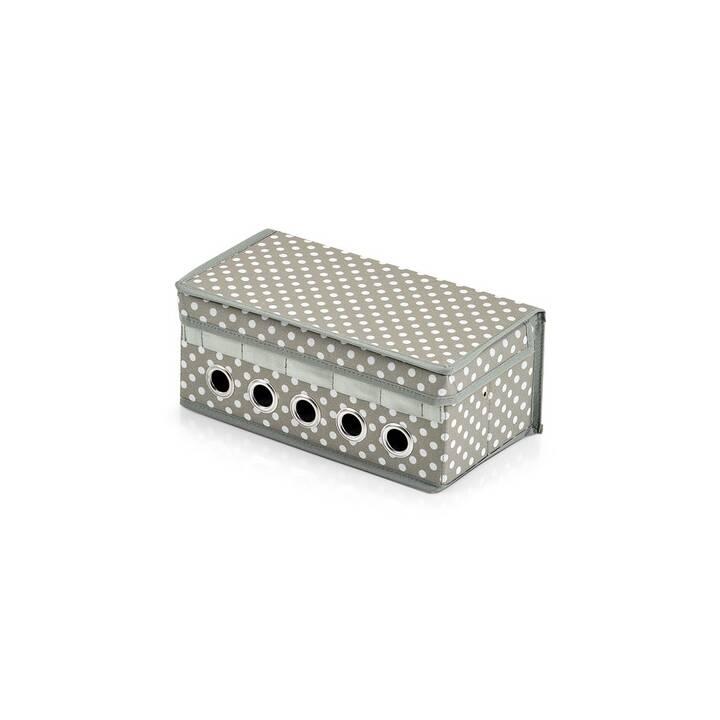 ZELLER PRESENT Contenitori portaoggetti (29 cm x 15 cm x 12 cm)
