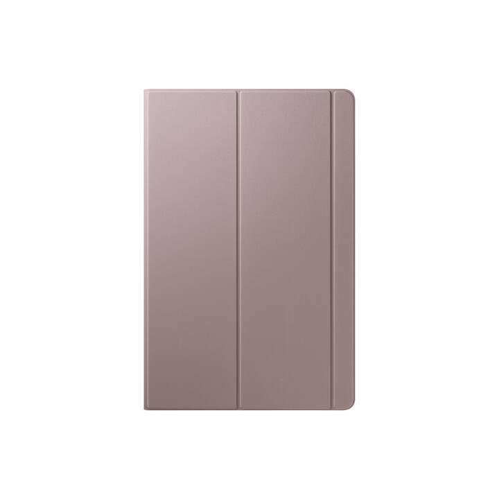 SAMSUNG Book Cover Schutzhülle (Samsung Galaxy Tab S6,Braun)