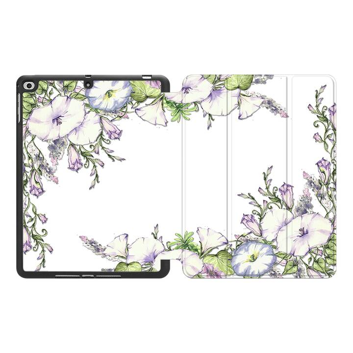"EG MTT Custodia per Apple iPad Mini 5 2019 7,9"" - Fiori"