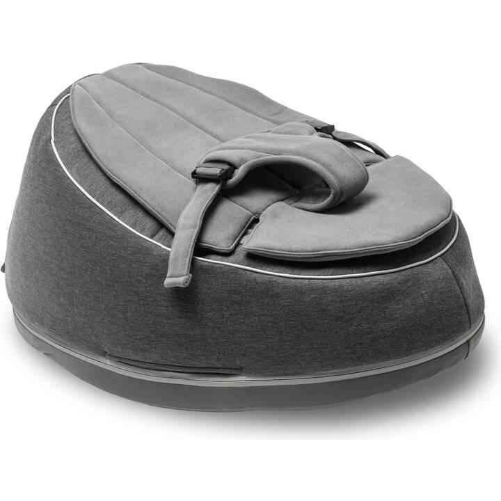 DOOMOO Coussin pouf (Anthracite)
