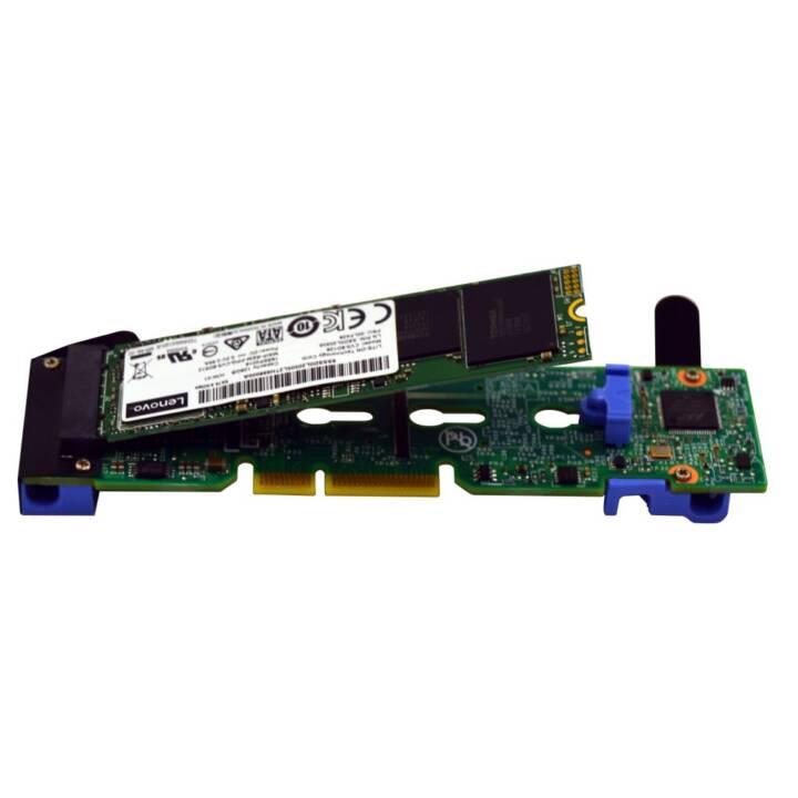 LENOVO ThinkSystem 5100 (SATA-III, 480 GB, Multicolore)