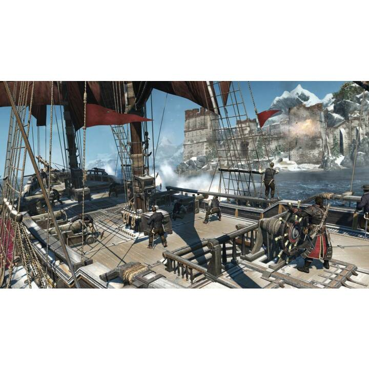 Assassin's Creed - Rogue Remastered (DE/FR/IT)