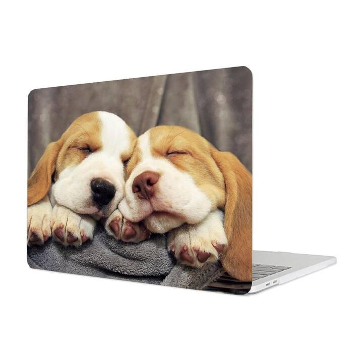 """EG MTT Housse pour Macbook Pro 15"""" CD ROM (2010 - 2012) - Chien"""