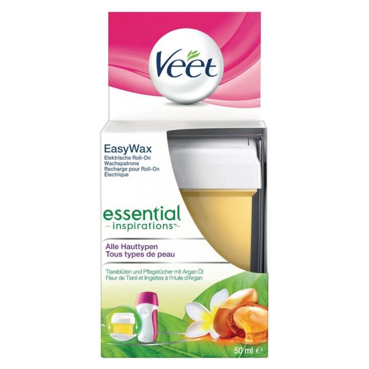 VEET Essential Inspirations Ricarica cartucce di cera (50 ml)