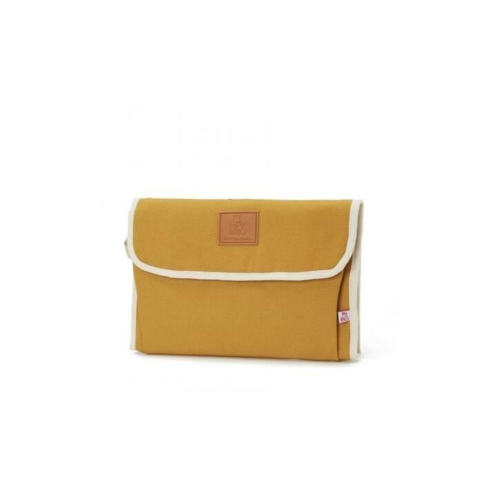 MY BAG'S Wickelunterlage (Gelb, 32 cm x 22 cm, 1 Stück)