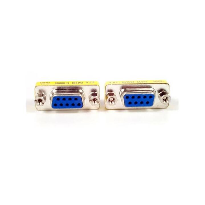STARTECH.COM Slimline Adapter (D-Sub (9-polig))