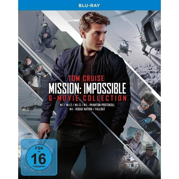 Mission Impossible 1-6 (DE, EN)