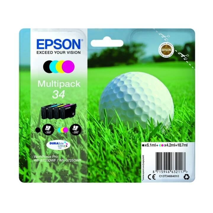 EPSON Multipack 34
