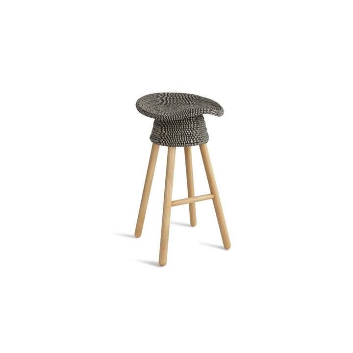 UMBRA Coiled  Sitzhocker (Braun)