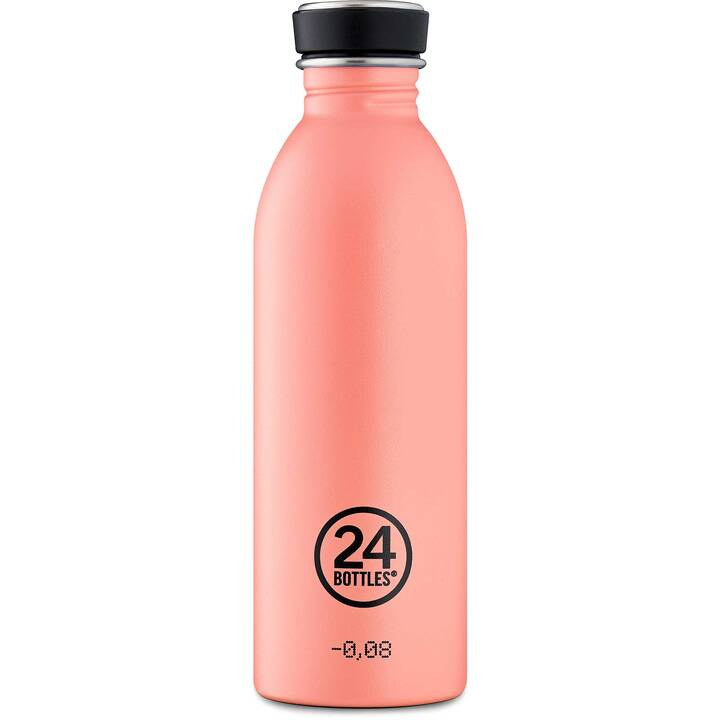 24BOTTLES Thermo Trinkflasche Urban (0.5 l, Rose Blush)